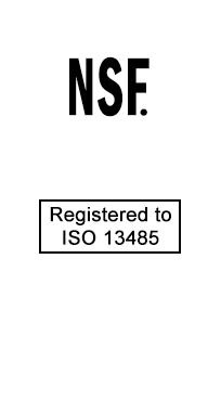 FTT ISO 13485 and FDA Approved logo certifications